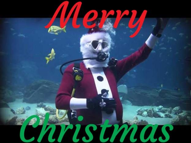 Santa Down Under