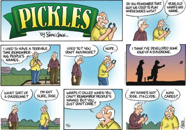 Pickles 16-07-31